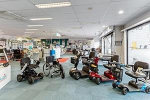 Une large sélection d'équipements médicaux Bastide Saint-Etienne